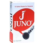 Juno Bb Clarinet #2.5 10 Pack