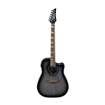 Ibanez ALT30TCB Acoustic Guitar Transparent Charcoal Burst