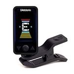D'addario PW-CT-17BK Eclipse Tuner Black
