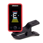 D'Addario PW-CT-17RD Eclipse Tuner Red