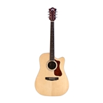 Guild D-260CE, Acoustic Guitar, Spruce Striped Ebony