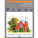 Alfred's Basic Piano Library: Hymn Book Complete Level 1