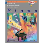 Alfred's Basic Piano Library: Top Hits! Solo Book Complete Level 1