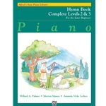 Alfred's Basic Piano Library: Hymn Book Complete Levels 2 & 3