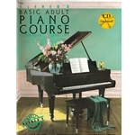 Alfred's Basic Adult Piano Course: Lesson Book 2 with CD
