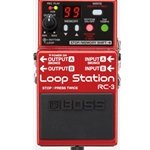 Boss, RC-3 Loop Station Guitar Pedal