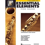 Essential Elements for Band - Book 1 - Bass Clarinet