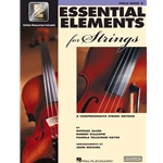 Essential Elements for Strings - Book 2 - Viola