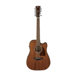 AW5412CEOPN Ibanez AW5412CE - Open Pore Natural 12 String