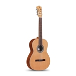 Alhambra Classical 1OP-US Classical Guitar, Solid Red Cedar