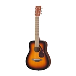 Yamaha JR2TBS 3/4 Scale Folk Guitar Tobacco Brown Sunbust