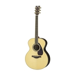 Yamaha LJ6RHB Solid Spruce Top Jumbo Acoustic/Electric