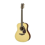 Yamaha LL6M ARE Dreadnought Body Acoustic Guitar - Natural