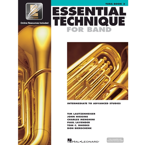 Essential Technique for Band - Book 3 - Tuba