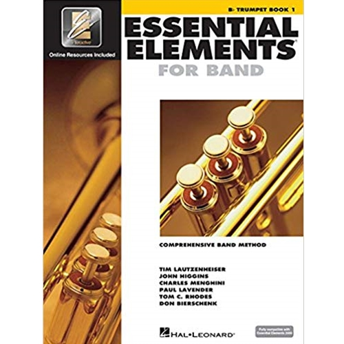 Essential Elements for Band - Trumpet Book 1