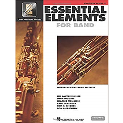 Essential Elements for Band - Book 2 - Bassoon