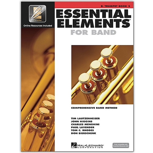 Essential Elements for Band - Trumpet Book 2