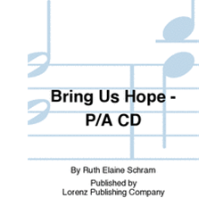 Bring Us Hope  Ruth Elaine Schram