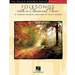Folksongs with a Classical Flair