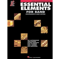 Essential Elements for Band - Book 2 - Piano Accompaniment