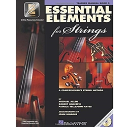 Essential Elements for Strings - Book 2 - Teacher Manual