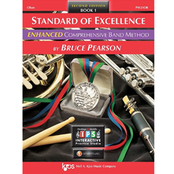 Standard of Excellence - Book 1 - Oboe