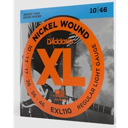 D'Addario, EXL110 Electric Guitar String Set