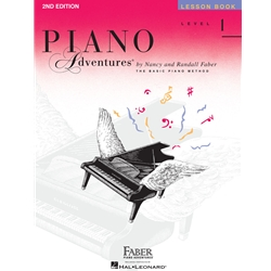 Piano Adventures - Level 1 - Lesson