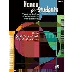 Hanon for Students - Book 3