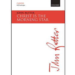 Christ Is the Morning Star SATB