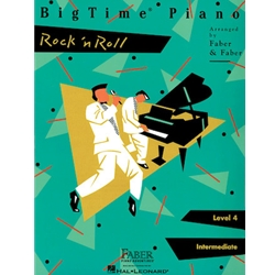 Piano Adventures - BigTime 4 - Rock 'n' Roll