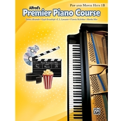 Premier Piano Course - Pop and Movie Hits 1B