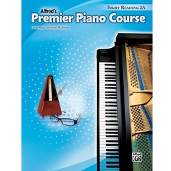 Premier Piano Course - Sight Reading 2A