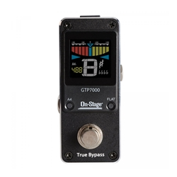 On-Stage, GTP7000 Mini Pedal Tuner