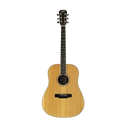 AGAUAA25DEC Austin, Dreadnought Nat Cut Acoustic Guitar