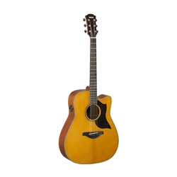 A3MVN Yamaha A3M ARE Dreadnought Cutaway - Vintage Natural